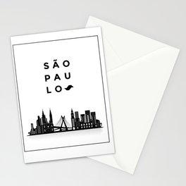 Sao Paulo Stationery Cards