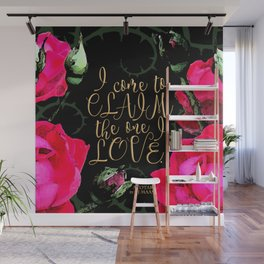 ACOTAR - Claim the one I love Wall Mural