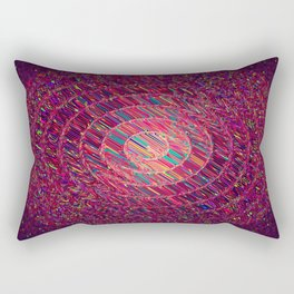 Enter The Void Rectangular Pillow