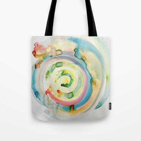 Miami Beach Watercolor #4 Tote Bag