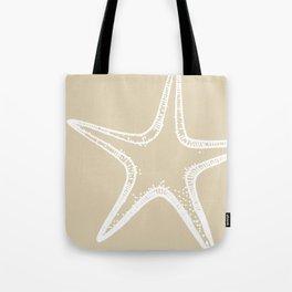 Starfish Sand Tan Beige Umhängetasche