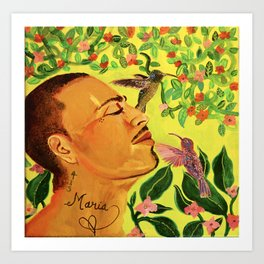 Maria 415 Art Print