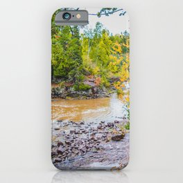 Gooseberry Falls State Park, Minnesota 3 iPhone Case
