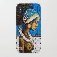 cuba iPhone & iPod Cases featuring CUBA  by Olga Krokhicheva