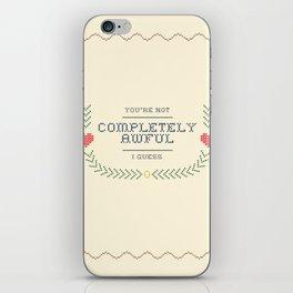 True Love iPhone Skin