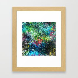 Raw Truth Framed Art Print