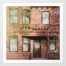 Stately - Chicago Architecture Art Print