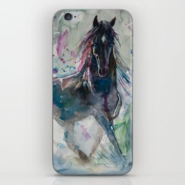 Salt River Wild Horse iPhone Skin