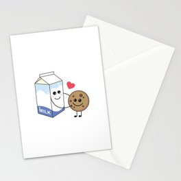 WE GO TOGETHER LIKE ... Stationery Cards