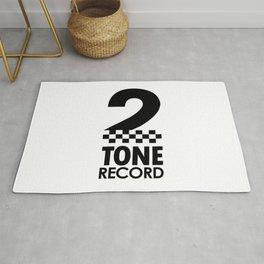 2 TONE RECORD Rug