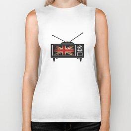 Brittish TV Takeover  Biker Tank