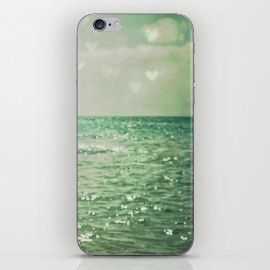 Sea of Happiness iPhone & iPod Skin