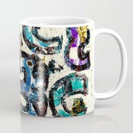 Pattern Number 9 Coffee Mug
