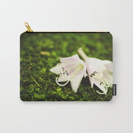Plantain Lilies Carry-All Pouch
