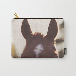 I'm all ears. Carry-All Pouch