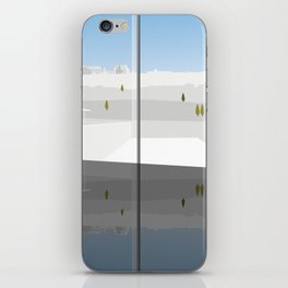 A Day at the Acropolis Museum of Athens Greece iPhone Skin