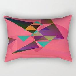 orange life  Rectangular Pillow