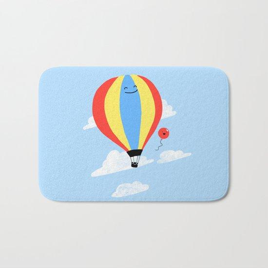 Balloon Buddies Bath Mat