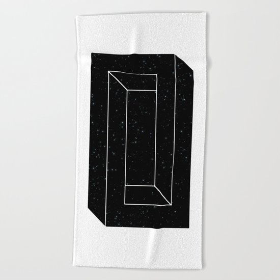 Impossible Space II Beach Towel