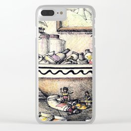 Still life Clear iPhone Case