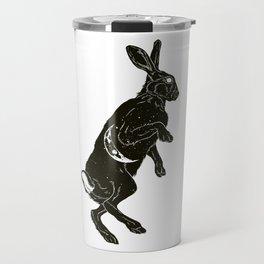 Rabbit Universe Travel Mug