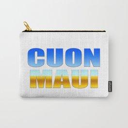 CUON MAUI Carry-All Pouch
