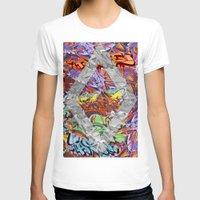 graffiti T-shirts featuring Graffiti by Az One Graffiti