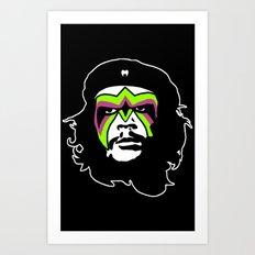 Ultimate Che Art Print