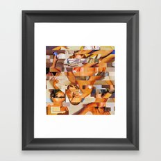 The Young and the Restless (Provenance Series) Framed Art Print