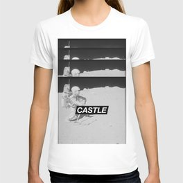 SURFACE // CASTLE T-shirt