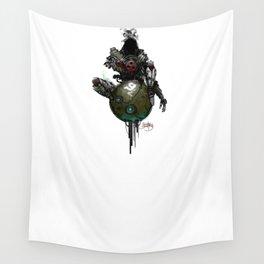 Devil ball Wall Tapestry