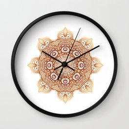 Mandala Sutra Wall Clock