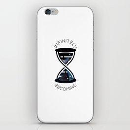 Infinitely Becoming (DNA ∞) iPhone Skin