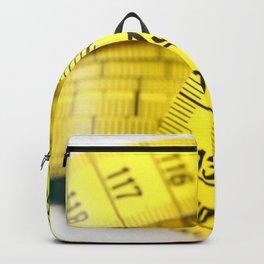 Measuring tape Backpack