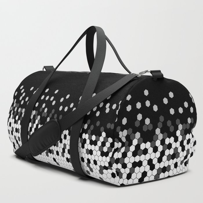 Flat_Tech_Camouflage_Black_and_White_Duffle_Bag_by_JumperCat__SET_OF_3