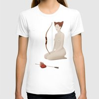 hunter T-shirts featuring Hunter by olgalolo