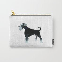 Schnauzer Carry-All Pouch