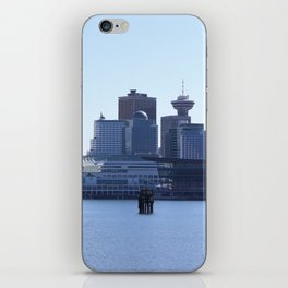 Downtown Vancouver Canada iPhone Skin