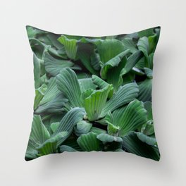 SEAWEED Throw Pillow