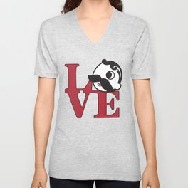 Love Natty Boh Unisex V-Neck