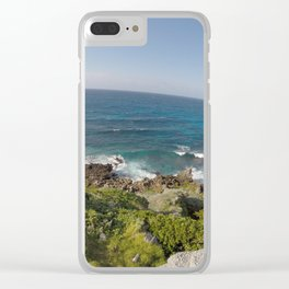 Lord Howe Island Clear iPhone Case