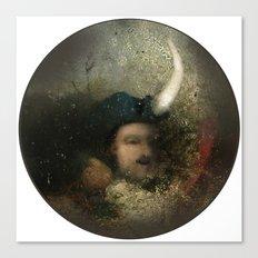 new moon revolution Canvas Print