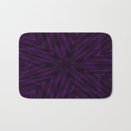 Eggplant Purple Bath Mat