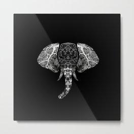 Elephantree Metal Print