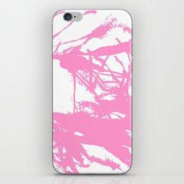 Pink Ink iPhone Skin