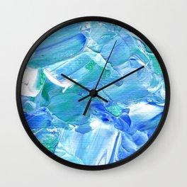 Acrylic Reef [Square] Wall Clock