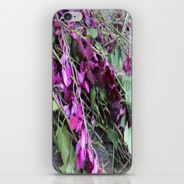Flower Vines iPhone Skin