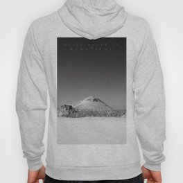 Being Alone Hoody