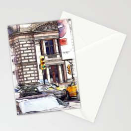 At the Junction Stationery Cards