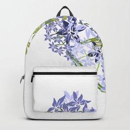 Hyacinth Heart Backpack